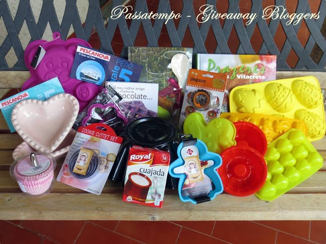 Giveaway Bloggers