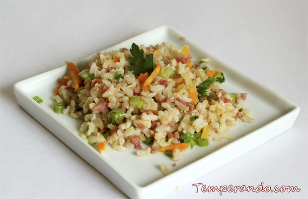 Arroz Integral Temperado