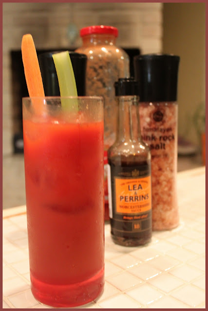 Bloody Mary para o final de semana
