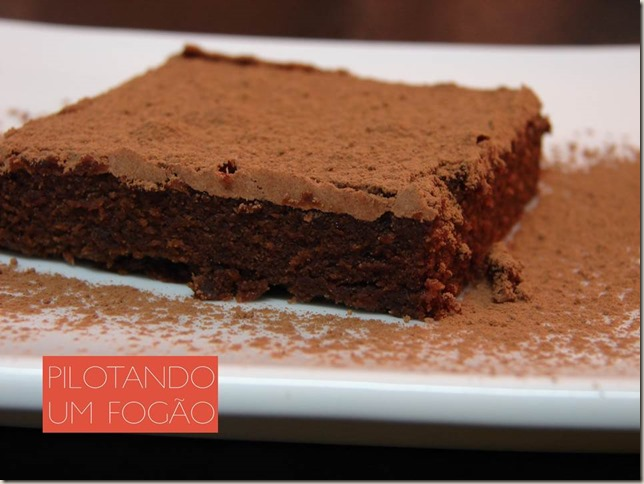Brownie de chocolate – mais 1