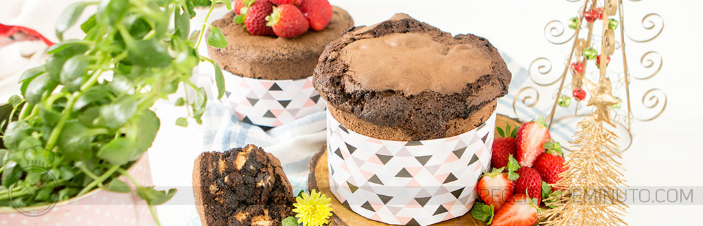 Brownietone – Chocotone / Panetone de Brownie!