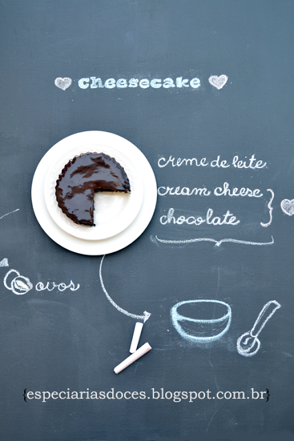 Cheesecake de Oreo (ou Negresco!)