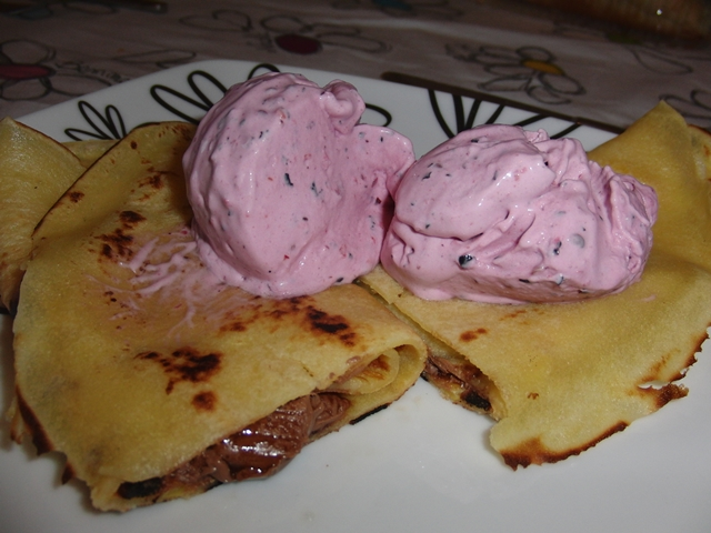 Crepes Doces