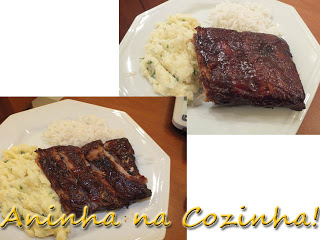 Ribs on the Barbie - Costelinha ao Barbecue