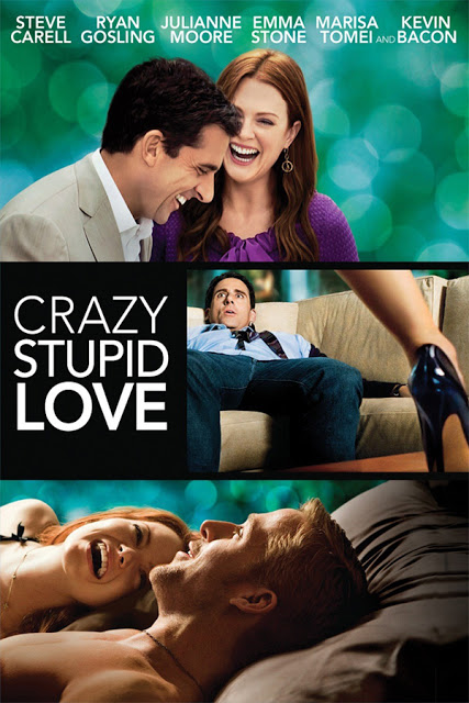 BC & Crazy, Stupid, Love! & Mousse de framboesa e chocolate