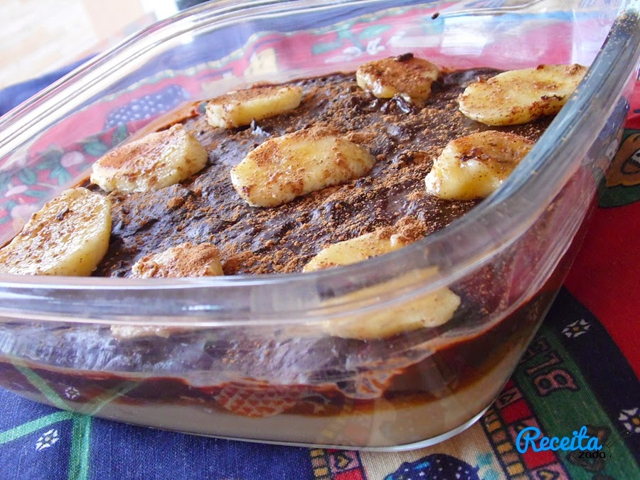Doce de Banana Fit