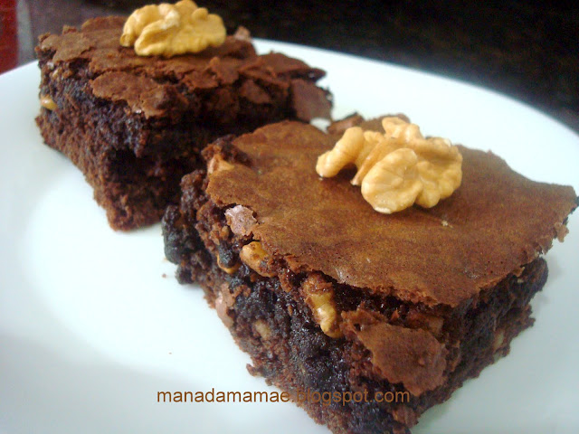 Brownie do Filipe