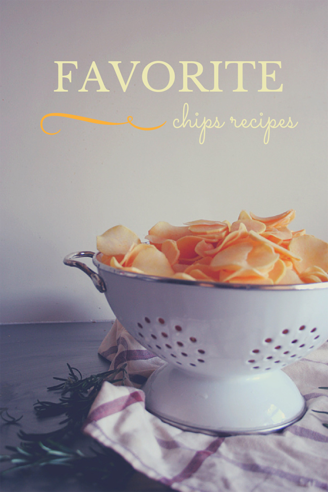 Favorite chips recipes