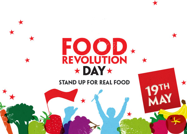 Food Revolution Day: participe!