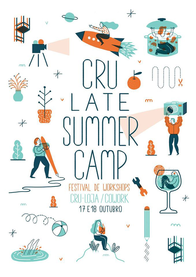 Cru Late Summer Camp