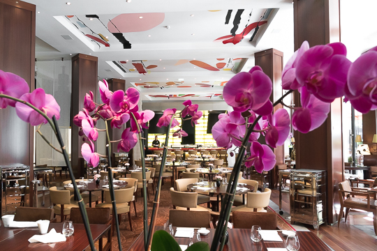 Paris – Matsuhisa – Raffles Royal Monceau