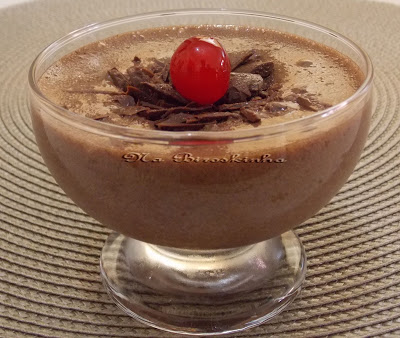 Mousse de Chocolate Diet