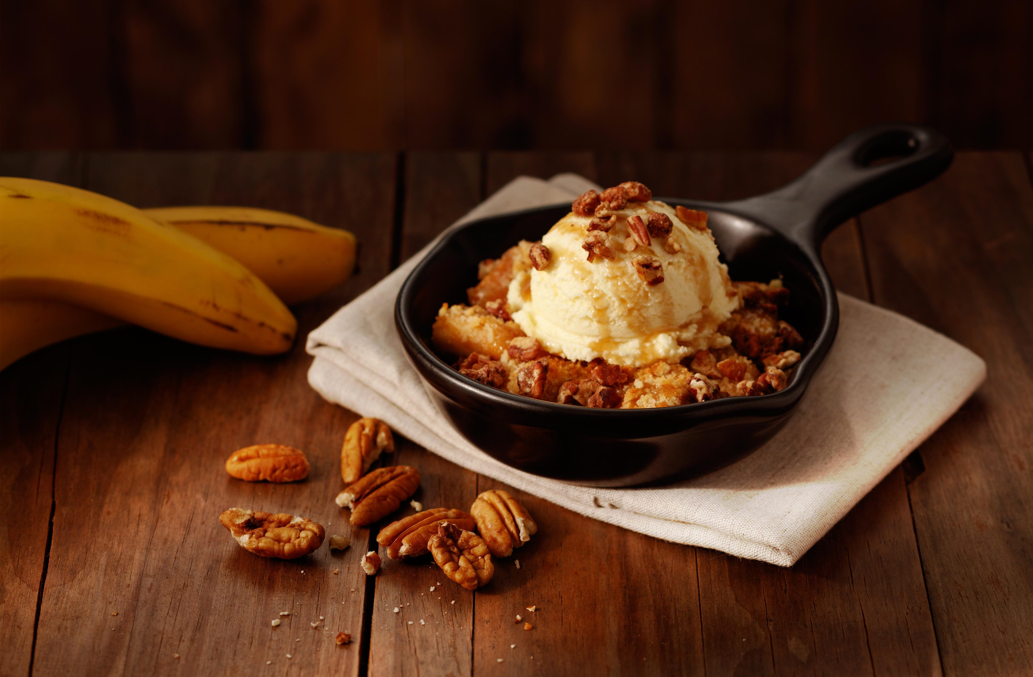 Banana Cobbler do Outback