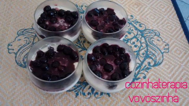 Panna Cotta Low Carb