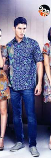 Batik In Fashion - Man Fashion