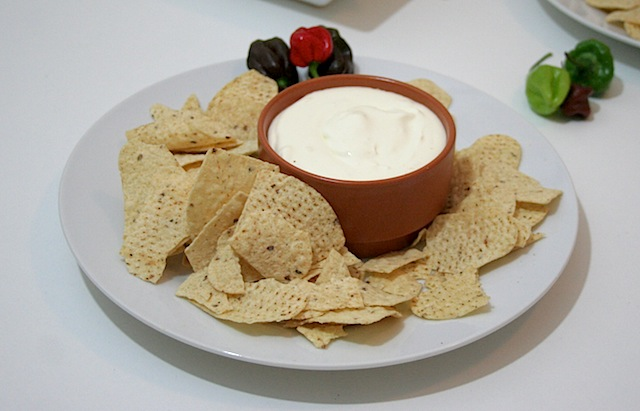 Noite mexicana – Sour cream