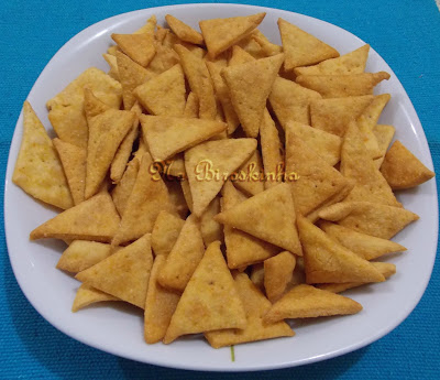 Tortilla Chips Caseira