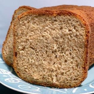 Pão Integral de Maçã e Canela