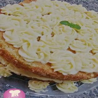 Naked Cake de Abacaxi